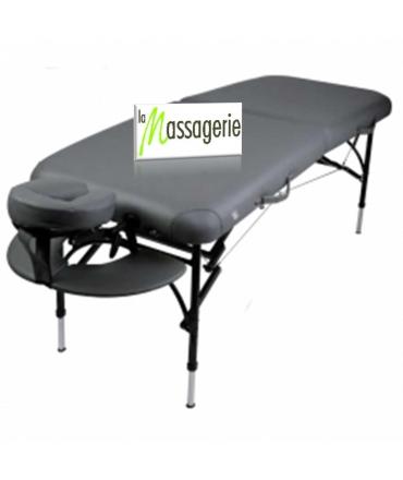 TABLE DE MASSAGE / STRUCTURE EN ALUMINIUM