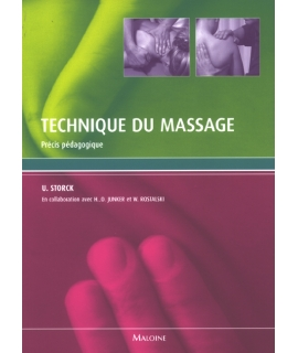 TECHNIQUE DU MASSAGE