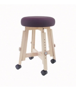 Ajustable Nomad stool