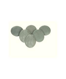 Cold basalt stone