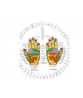 Roulette de réflexologie Roulette de réflexologie